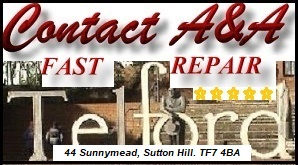 Contact A&A Telford Dell Computer Repair Shropshire