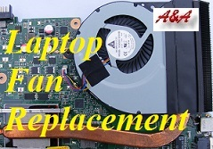 Telford Lenovo Laptop Cooling Fan Repair