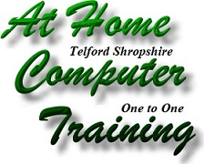 Telford Home Computer Lessons Coaching and Training