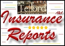 Telford Computer Insurance claim reports