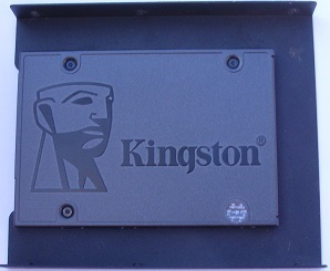 Telford PC Kingston Solid State Drive Installation