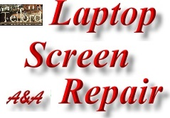 Dell Telford Laptop Screen Supply Repair