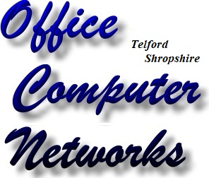Telford office computer network and Wireless Repair