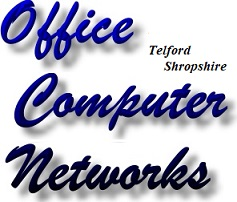 Telford office computer network repair