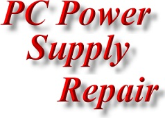 Telford Home Computer Power Supply Repair - Replacement