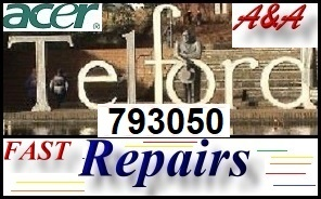 Acer Telford UK Laptop Repair - Acer Telford PC Repair