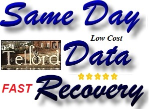 Telford Data Recovery; Photo Recovery, Course Work Recovery