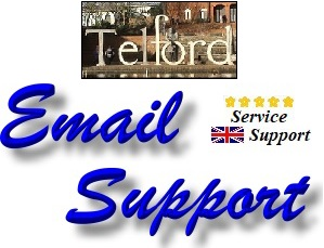 Telford Email Support and Telford Email Repair