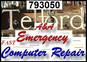 Emergency Telford Laptop Repair- Same Day PC Repair