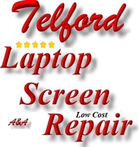 Telford Broken Laptop Screen Repair