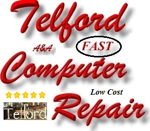 Phone Telford Laptop Computer Repair, Telford PC Repair