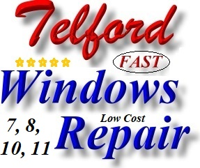 Telford Microsoft Windows 10 Repairs