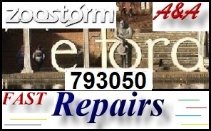 Zoostorm Telford Laptop Repair - Zoostorm Shropshire PC Repair