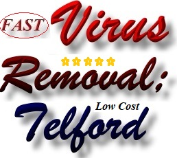 Telford Antivirus - Virus Removal Contact Phone Number